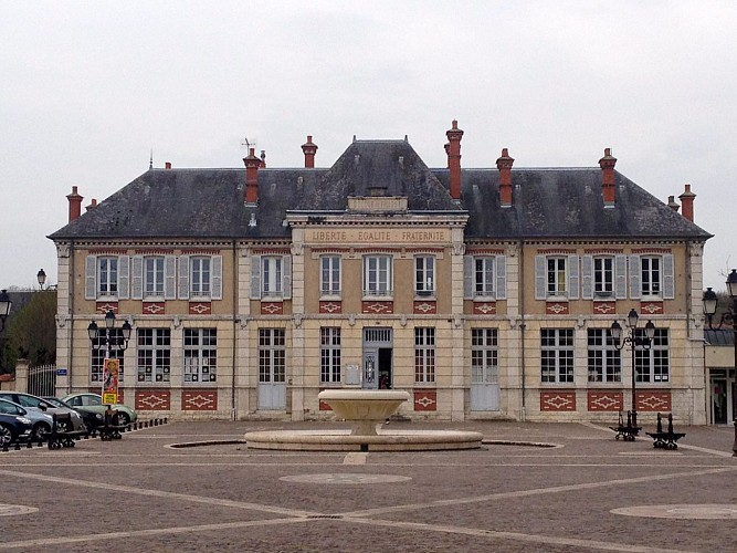 Mairie de Souppes sur Loing