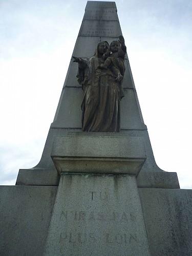 Mémorial Charles Péguy à Villeroy