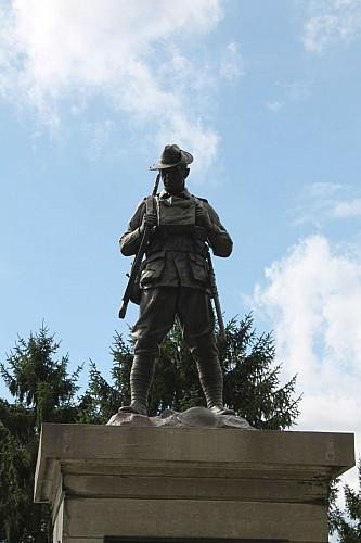 Monument 2e Division australienne du MonQuentin t-Saint-