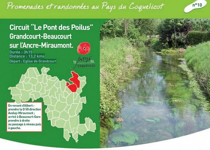 Circuit du pont des Poilus