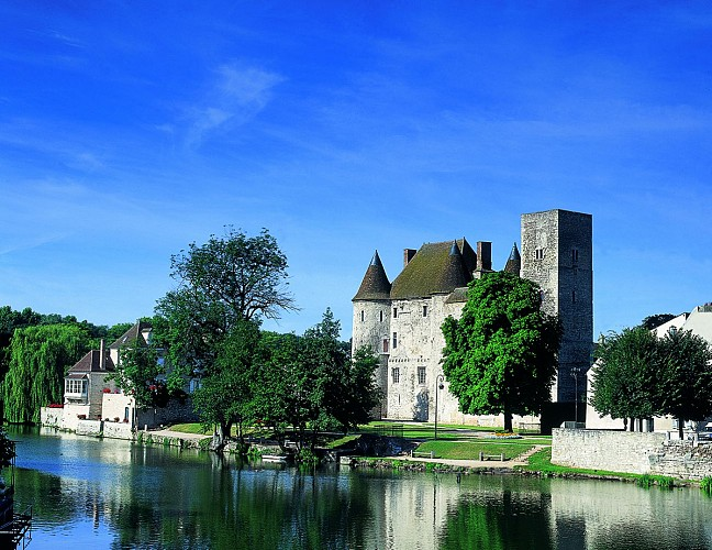 Chateau musée du Nemours