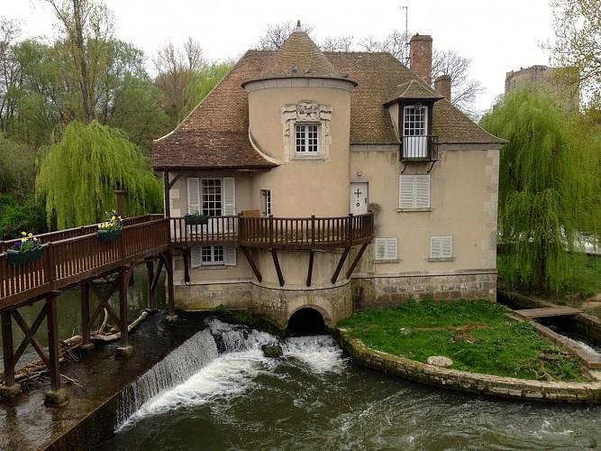 Moulin à Moret sur Loing
