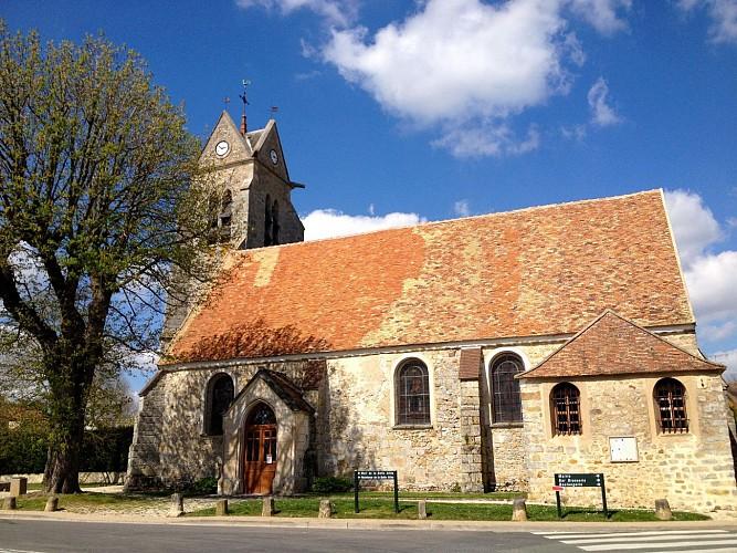 Eglise de Sivry Courtry