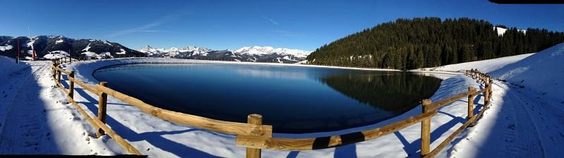 Lake Javen footpath