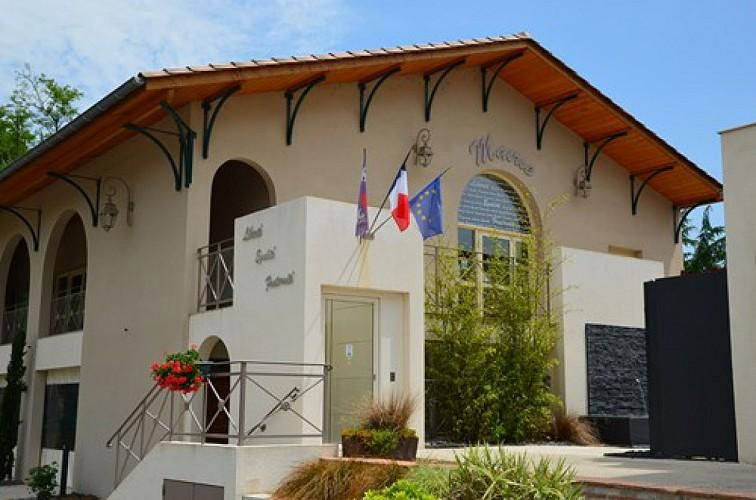 Gaujac, un village de plaine entre la Garonne et son Canal