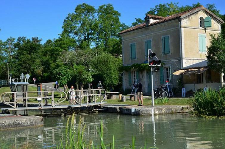 Le Canal des 2 Mers à Vélo - De Meilhan-sur-Garonne à Clermont-Soubiran
