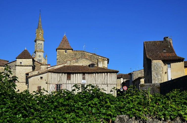 Nérac, une balade de la Garenne au château Henri IV