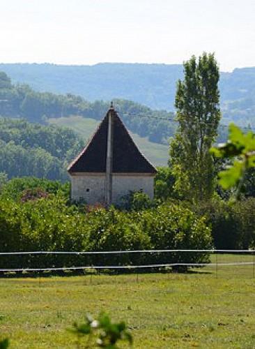 Saint-Antoine-de-Ficalba, un cheminement vers Doumillac et Cambes