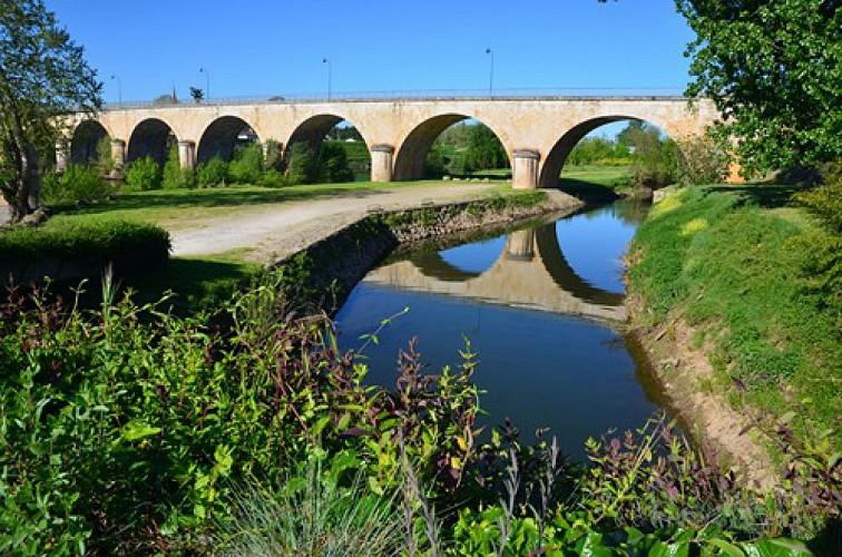 Circuit Le confluent du Lot et de la Garonne