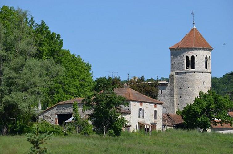 Saint-Thomas, par Saint-Just et Piquepoul