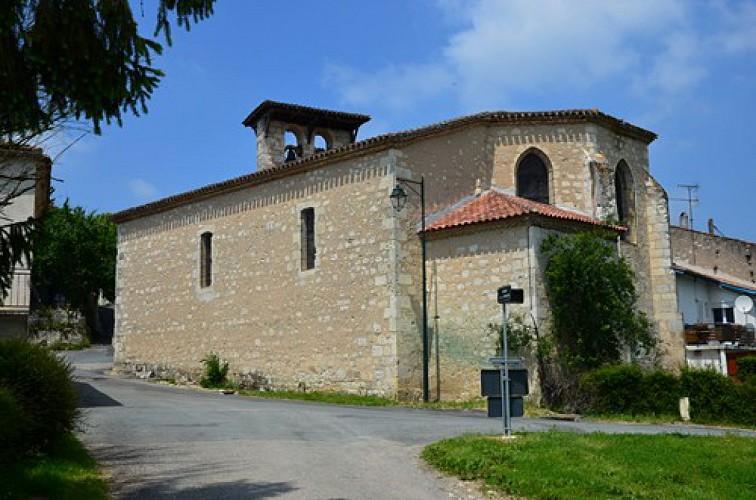 Saint-Antoine-de-Ficalba, autour du Pech de l'Estelle