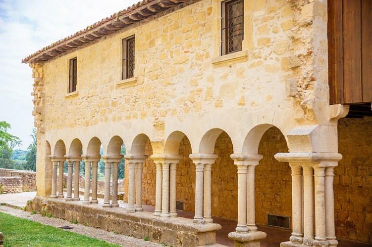 Saint-Macaire boucle patrimoine et nature