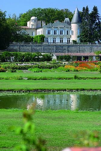 """Boucle """"La Randonnée des Châteaux"""" à Pauillac"""