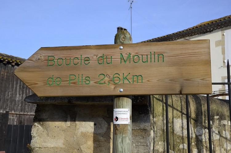 Boucle du Moulin de Piis