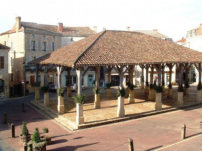 Boucle de Belvès Plus beaux villages de France