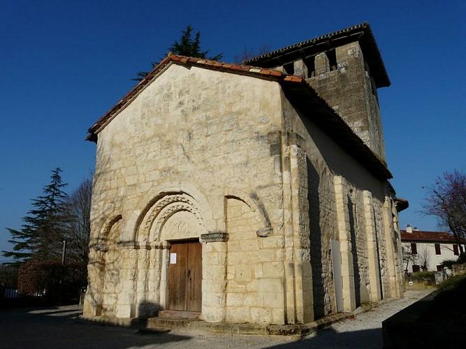 Autour des églises romanes du ribéracois