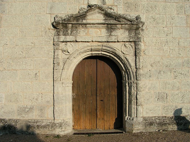 Boucle des Fontaines - Bonneville et St Avit de Fumadières