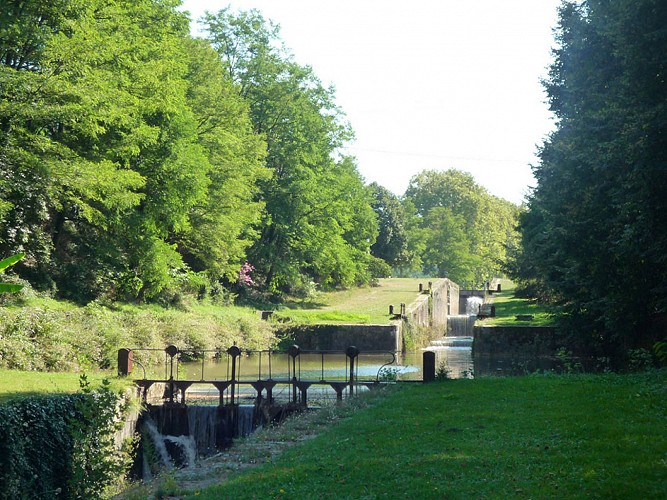 Boucle du Canal de Lalinde - Mouleydier