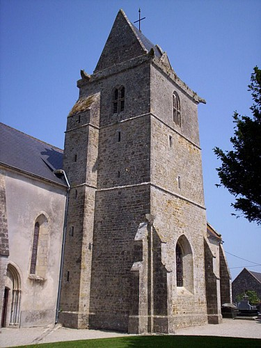 Photo N°3_E. B+®guin_Eglise Saint Germain de Varreville (4)