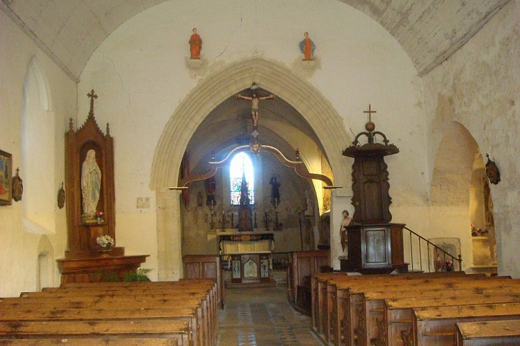 Photo N°4_Eglise Foucarville (3)
