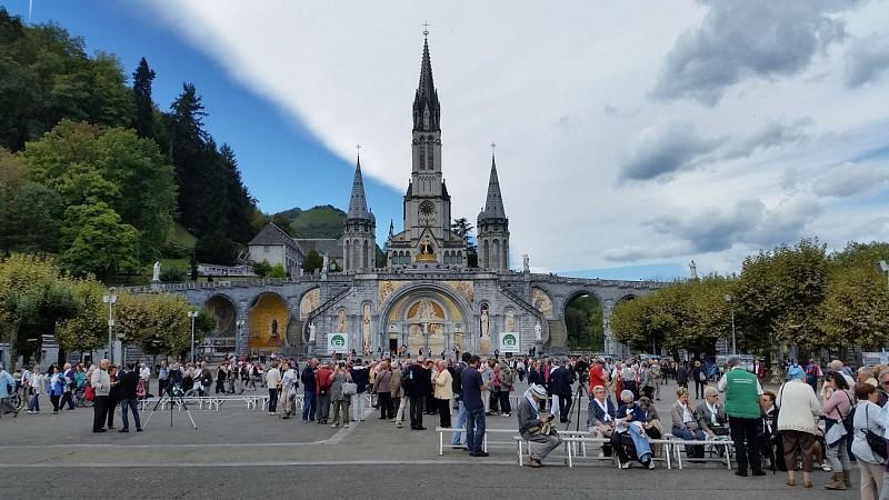 03-VTC- Aller Sanctuaire de Lourdes