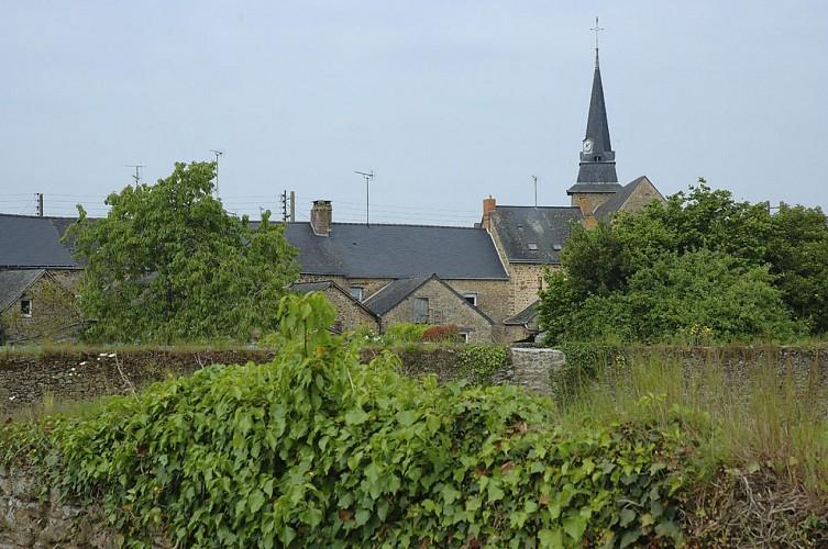 Circuit n°18 : La Forêt - Commune de La Bigottière