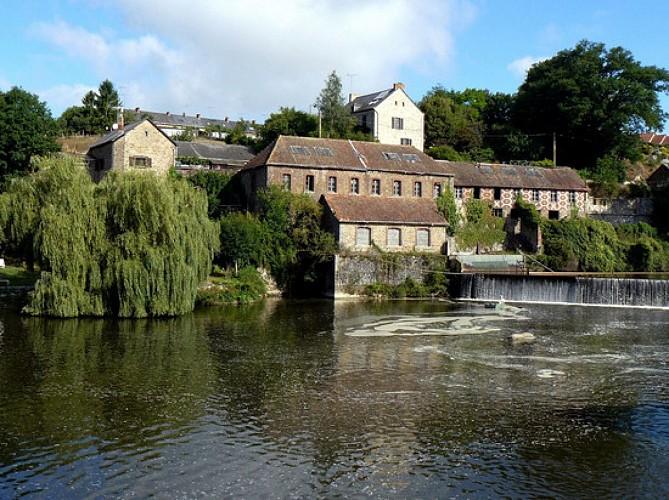 Circuit n°19 : Le Gastard - Commune d'Andouillé