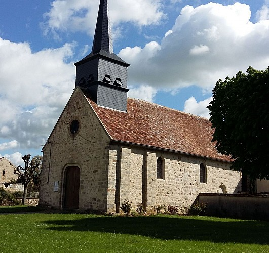 église de la Belliole