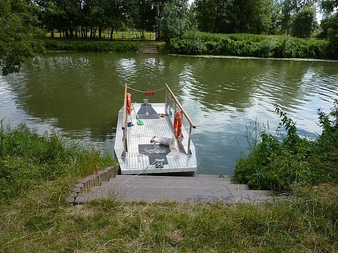 Tour des rives du Loir