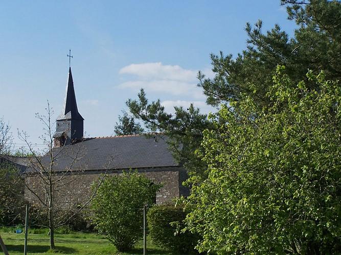 Circuit de la chapelle de la Magdelaine - LE GÂVRE