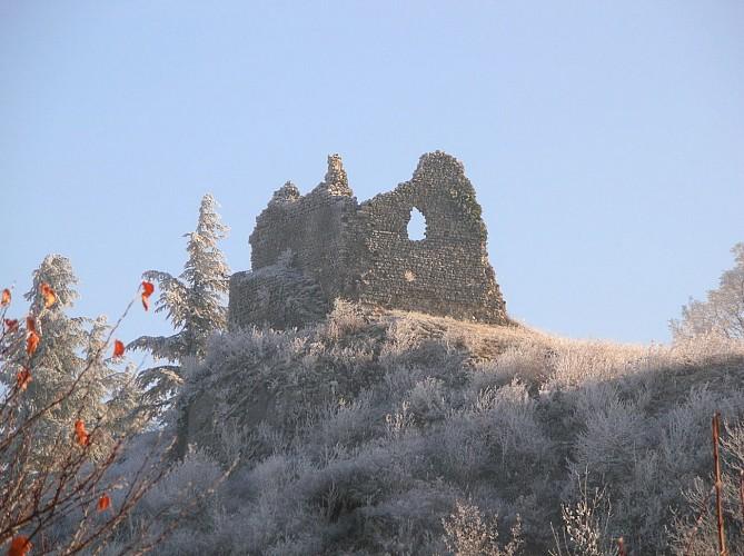 Du château de Chaumont à Vovray