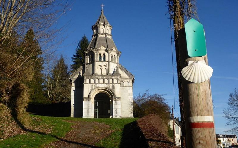 Balade patrimoine : de la Bastide de Lestelle au pèlerinage de Bétharram