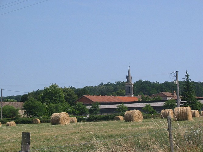 Boucle de Peyregude - Lavalade