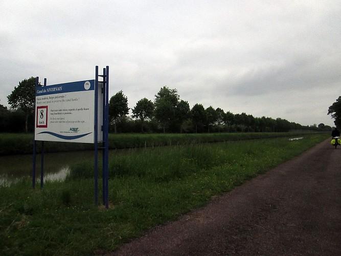 Source de la Loire - Etape 1 - Nevers / Cercy-la-Tour