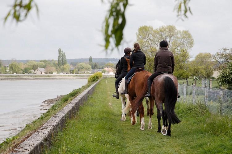 La Chevauchée en Vallée de Seine