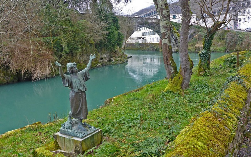 Véloroute 81 Bayonne Perpignan - Traversée du Pays de Nay