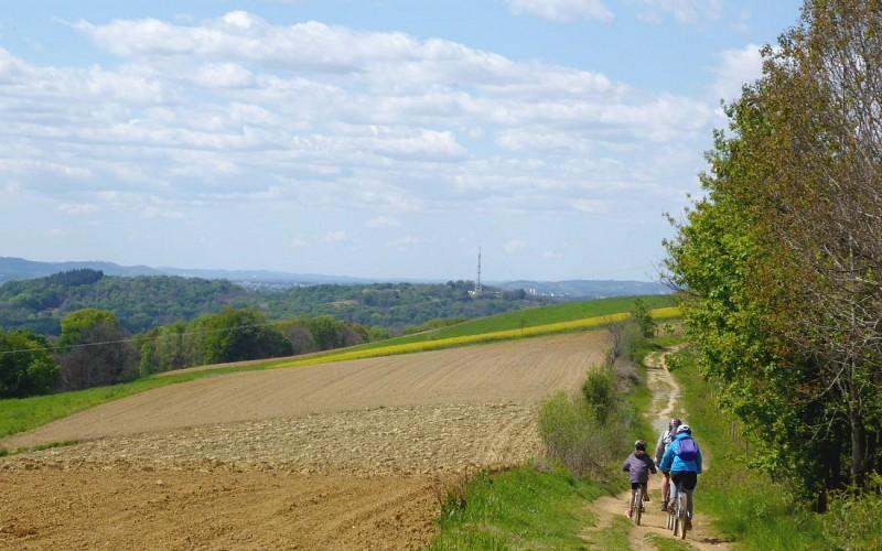 VTT 5 Le chemin Henri IV