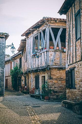 GR®46 - Les Bastides albigeoises