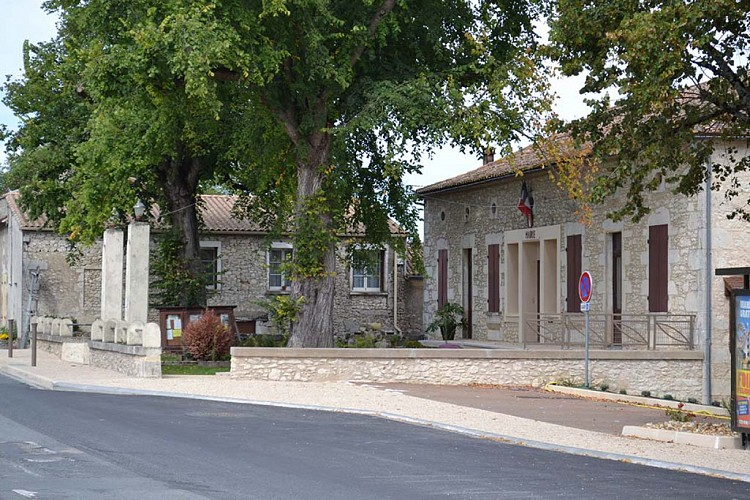 Boucle des grandes vignes - Bouniagues