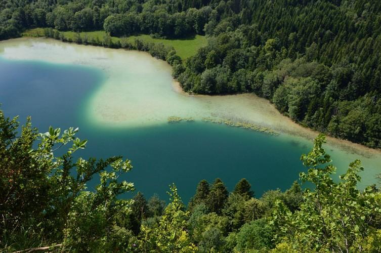 Pic de l'aigle, Belvédère des 4 Lacs et Tour des 4 lacs