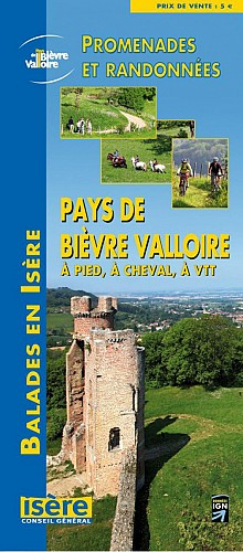 Carto-guide Pays de Bièvre-Valloire