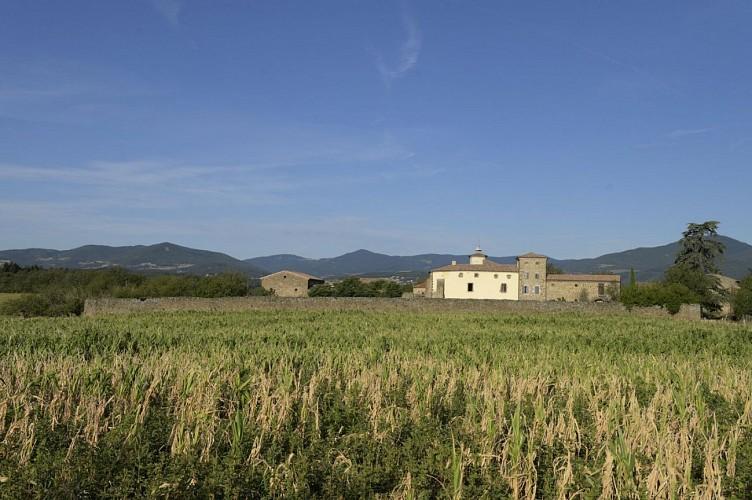 Maisons fortes de Manoha