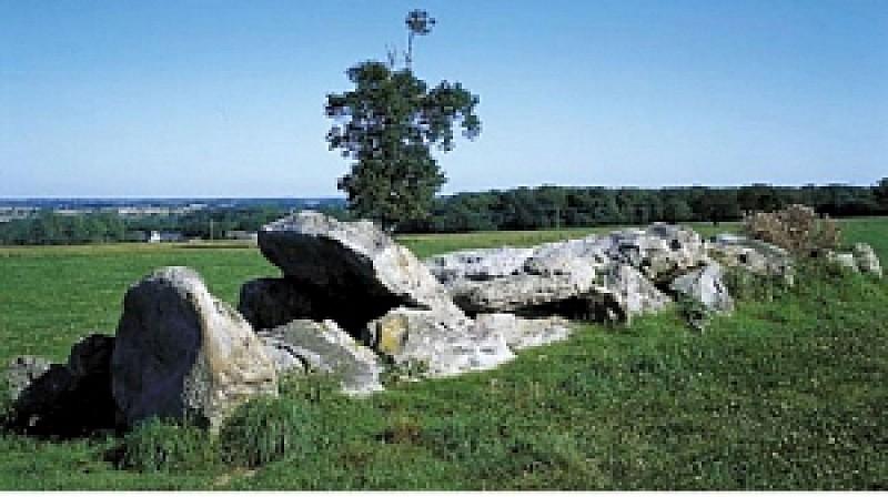 Chemin des mégalithes