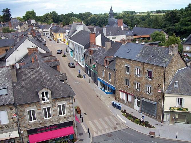 Circuit VTT en Pays de Rennes n°22 : Saint-Aubin-d'Aubigné
