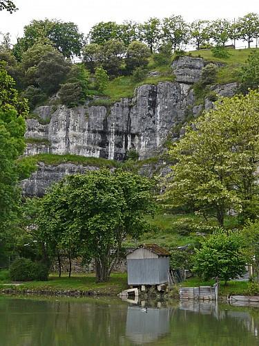 les rochers du Porteau