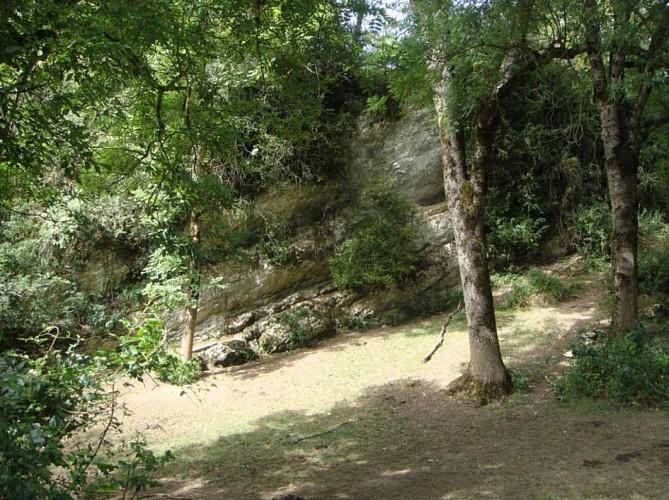 """Circuit n°16 """"Sanciat par la montagne"""" à Meillonnas"""