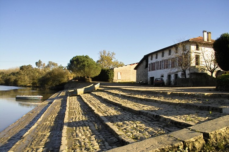 Château et Bidouze (Pays Basque)