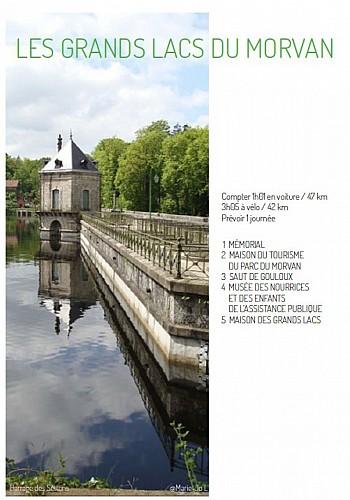 Balade d'architecture contemporaine dans la Nièvre : Les grands lacs du Morvan