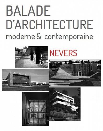 Balade d'architecture moderne & contemporaine dans la Nièvre : Nevers