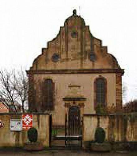 Eglise Mittelhausen